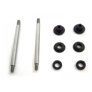 31028 Rear Shock Shaft 2P