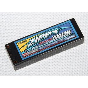 LiPo аккумулятор ZIPPY Flightmax 6000mah 2S 35C