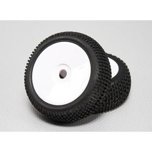 Резина для багги 1/8  Off-road 17mm Hex (2 колеса)