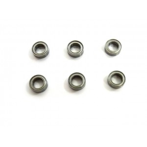 23629 Ball Bearings 10X6X3 6P