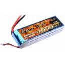 LiPo аккумулятор Gens Ace 11.1V 4000 mAh 3S1P 25C Soft Case