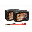 LiPo аккумулятор Gens Ace 7.4V 6000 mAh 2S3P 25C Hard Case