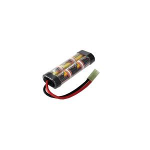 NiMh аккумулятор Gens Ace 7.2V 1600 mAh Double Stick SC - mini Tamia