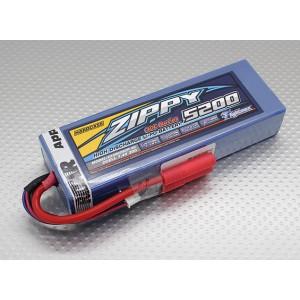 LiPo аккумулятор Zippy 5200mAh 2S2P 30C