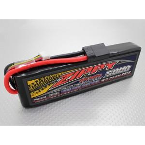 LiPo аккумулятор ZIPPY Traxxas 5000mAh 3S1P 30C