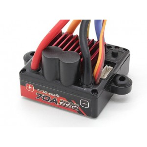 Влагозащищенный регулятор скорости Turnigy TrackStar 1/10 70A