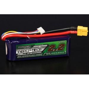 Аккумулятор LiPo Turnigy nano-tech 2200mah 4S 25~50C