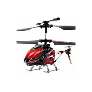 Вертолёт на радиоуправлении WL Toys S929 (красный)
