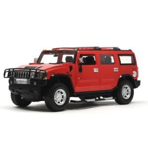 Машинка на р/у 1:10 Meizhi Hummer H2 (красный)