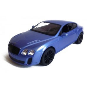 Машинка на р/у 1:14 Meizhi Bentley Coupe (синий)