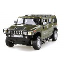 Машинка на р/у 1:14 Meizhi Hummer H2 (зеленый)