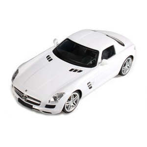 Машинка на р/у 1:14 Meizhi Mercedes-Benz SLS AMG (белый)