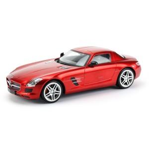 Машинка на р/у 1:14 Meizhi Mercedes-Benz SLS AMG (красный)