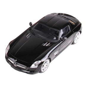 Машинка на р/у 1:14 Meizhi Mercedes-Benz SLS AMG (черный)