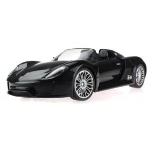 Машинка на р/у 1:14 Meizhi Porsche 918 (черный)