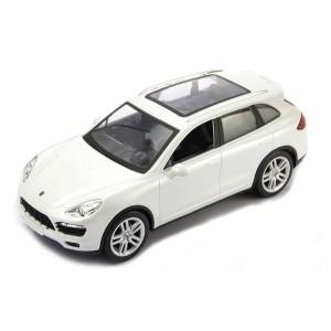 Машинка на р/у 1:14 Meizhi Porsche Cayenne (белый)