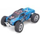 Машинка на р/у 1:24 WL Toys A999 скоростная (синяя)