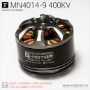 Моторы T-Motor MN4014-9 KV400 4-8S 900W для мультикоптеров (2шт)