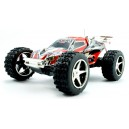 Радиоуправляемая модель трагги WL Toys Speed Racing 1:32 красная