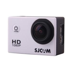 Влагозащищенная видеокамера SJCam SJ4000 (белая)