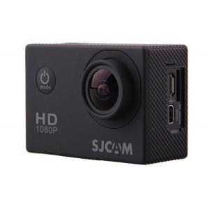 Влагозащищенная видеокамера SJCam SJ4000 (черная)