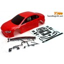 Team Magic E4D EVX Pre-painted Body Shell Red