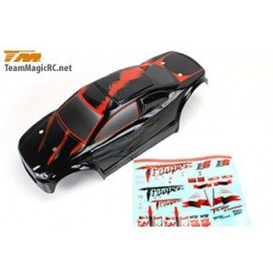 Team Magic E6 Body Shell BK
