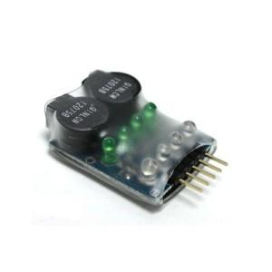 Сигнализатор разряда аккумулятора Low Voltage Alarm (2s~4s)