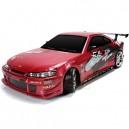 Дрифт модель 1:10 Team Magic E4D Nissan S15 (красный)