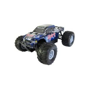 Автомобиль HSP Bigfoot24 1:24 4WD электро синий RTR