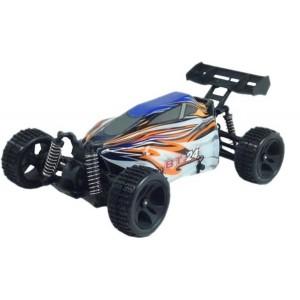 Автомобиль HSP BT24 1:24 багги 4WD электро синий RTR