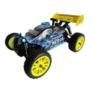 Автомобиль HSP Meteor 1:16 Buggy 4WD нитро синий RTR