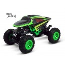 Автомобиль HSP Mini Rock Crawler 1:24 краулер 4WD электро зеленый RTR