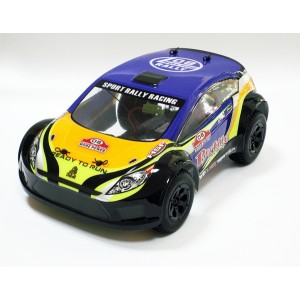 Автомобиль HSP Reptile Car 1:18 ралли 4WD электро RTR