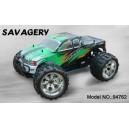 Автомобиль HSP Savagery Pro 1:8 монстр-трак 4WD нитро зелёный  RTR
