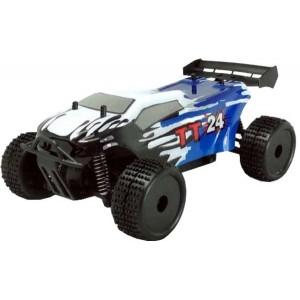 Автомобиль HSP ТT24 1:24 трагги 4WD электро синий RTR