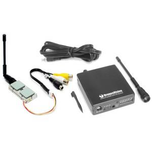 Комплект видео передатчик-приемник FPV Lawmate 1.2 ГГц 1000мВт 8/16 каналов