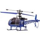 Вертолёт на радиоуправлении 2.4GHz WL Toys V915 Lama