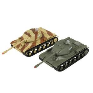 Радиоуправляемый танковый бой HQ-529 в масштабе 1:36