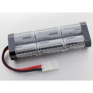 Аккумуляторная батарея Turnigy 3000mAh 7.2v NiMH