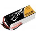 LiPo аккумулятор Gens Ace TATTU 22.2V 16000 mAh 6S1P 15C мягкий корпус