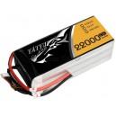 LiPo аккумулятор Gens Ace TATTU 22.2V 22000 mAh 6S1P 15C мягкий корпус