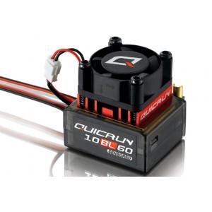 Сенсорный регулятор хода HOBBYWING QUICKRUN 10BL60 60A для автомоделей