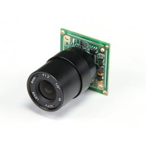"""Видеокамера 1/3"""" Sony CCD 700TVL F1.2 для ночных полетов (NTSC)"""