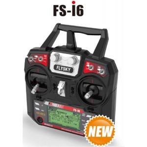 6-канальная аппаратура управления FlySky FS-i6 / iA6