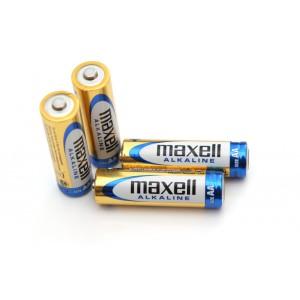 Пальчиковая батарейка Maxell АА 1.5 вольта (1шт)