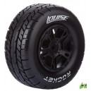 Колеса Louise Short Course 1/10 SC-ROCKET Soft 12мм задние черные 2шт (L-T3154SBTR)
