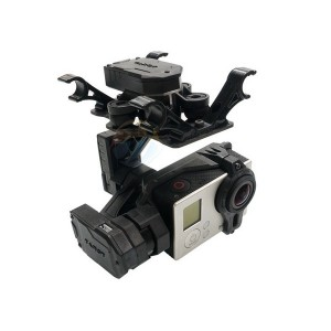 Подвес трехосевой Tarot Т4-3D для камер GoPro TL3D01