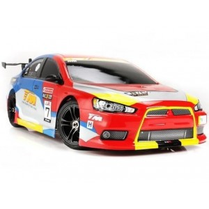 Шоссейная модель 1:10 Team Magic E4JR II Mitsubishi Evolution X TM507006-EVX