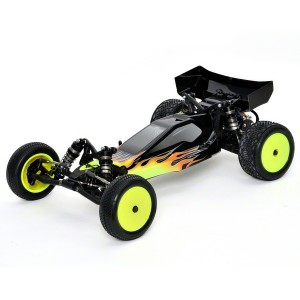 Автомодель багги 1/10 Losi 22 бесколлекторная RTR 389 мм 2WD (LOSB0122)